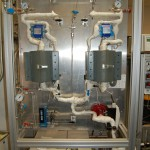 Reactor for the reforming of bio-ethanol for catalyzers validation