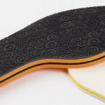Rubber/EVA soles