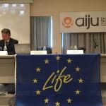 El evento LIFE MASTALMOND se celebró en AIJU