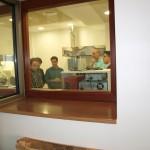 En la visita a las instalaciones de AIJU se visitaron las instalaciones donde se desarrolla el Proyecto GREENZO