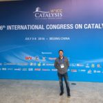 16th International Congress on Catalysis - at the photocall